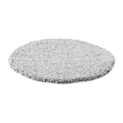BERTIL chair pad, grey Diameter: 33 cm