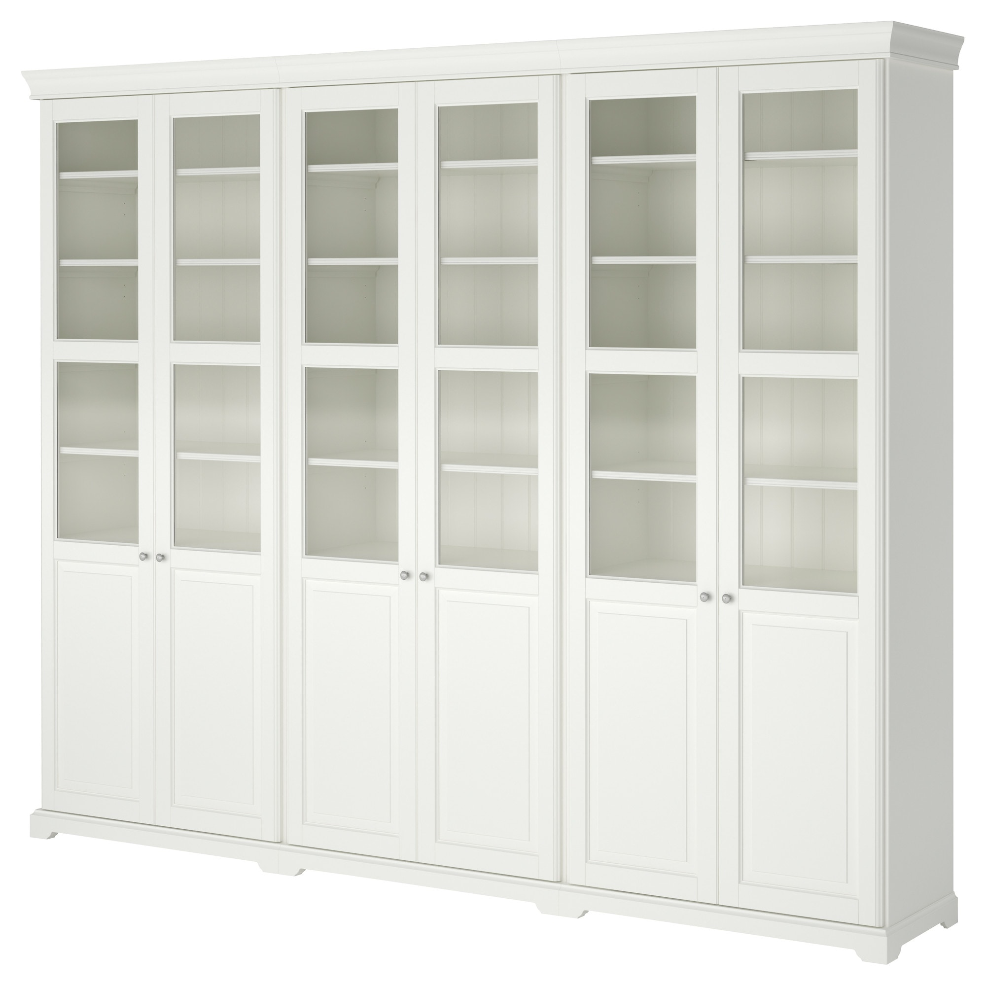 bookcase shoal bookcases jamocha sauder with watch creek doors youtube wood
