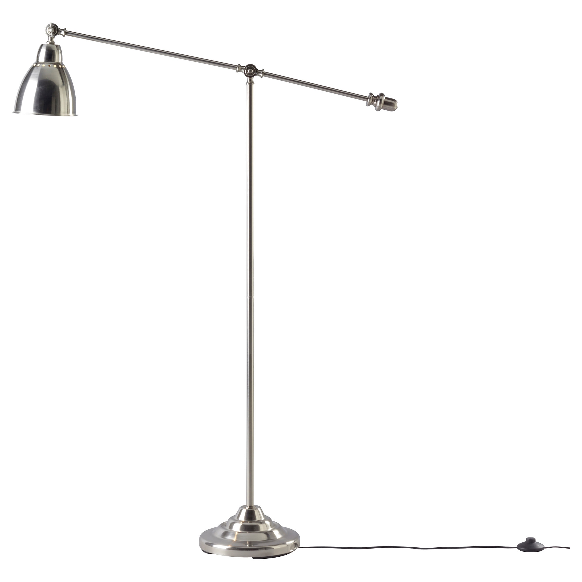 Barometer floorreading lamp ikea mozeypictures Image collections