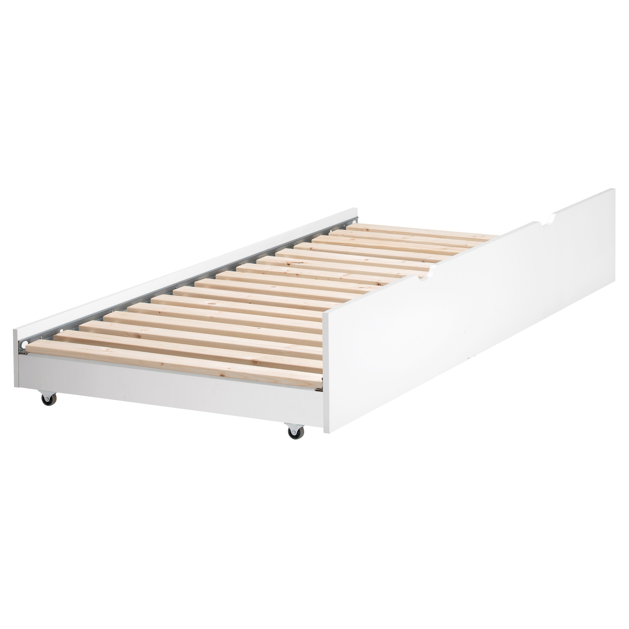 Trundle bed frame - Flaxa Pullout Bed Ikea