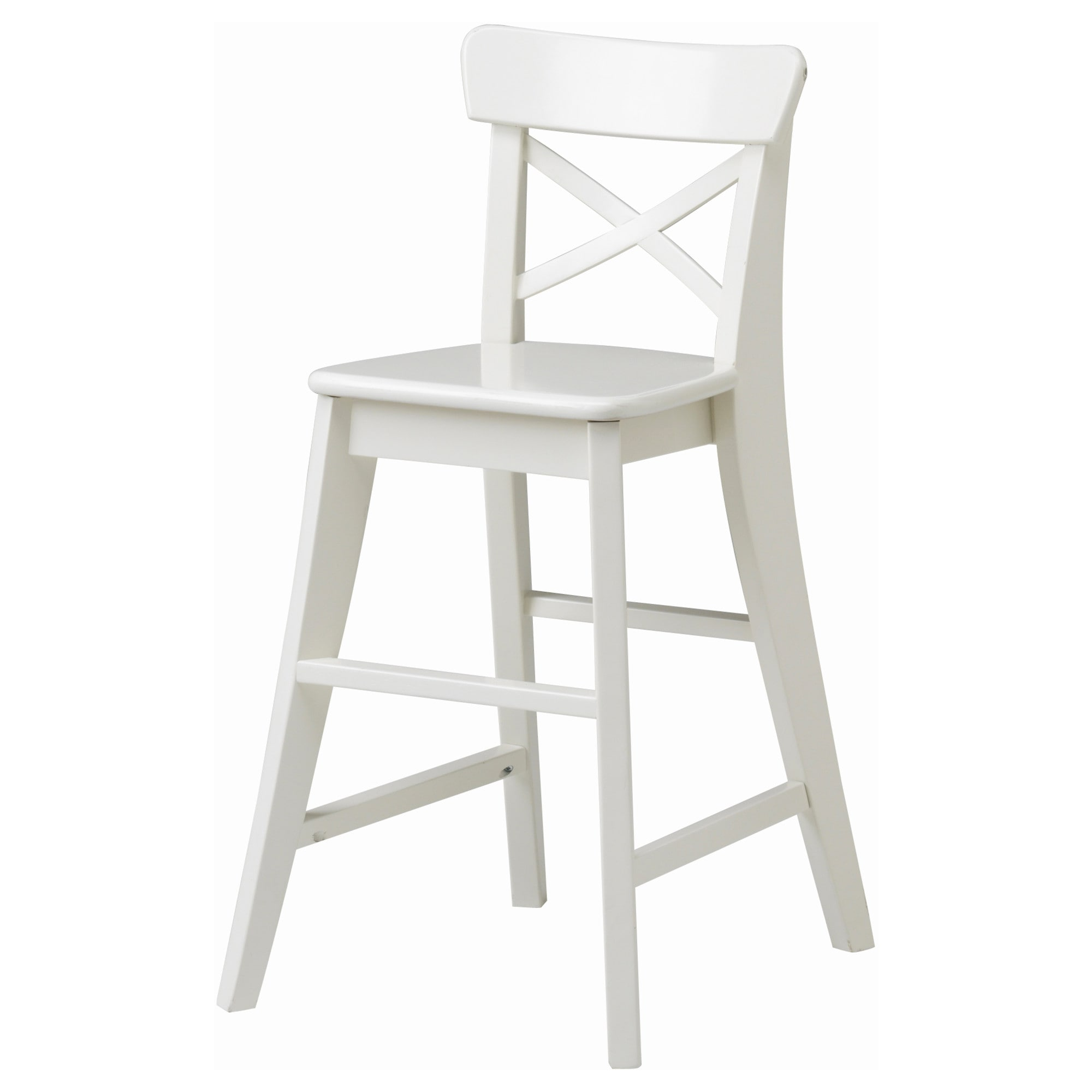 kids' chairs  ikea - ingolf junior chair white width    depth