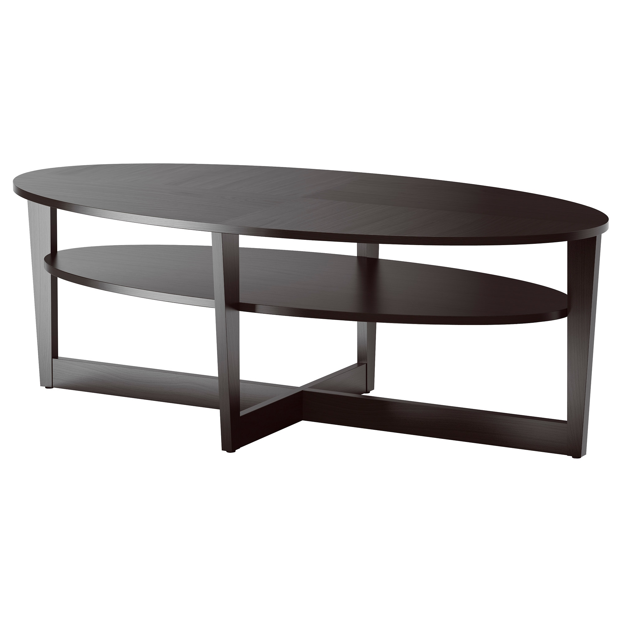 VEJMON Coffee table brown IKEA