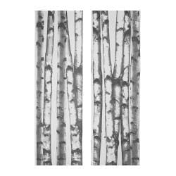 Bamboo print curtains in Curtains & Drapes - Shop at Bizrate