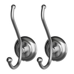 "LILLHOLMEN hook Depth: 4 "" Height: 6 ¼ "" Package quantity: 2 pack Depth: 10 cm Height: 16 cm Package quantity: 2 pack"