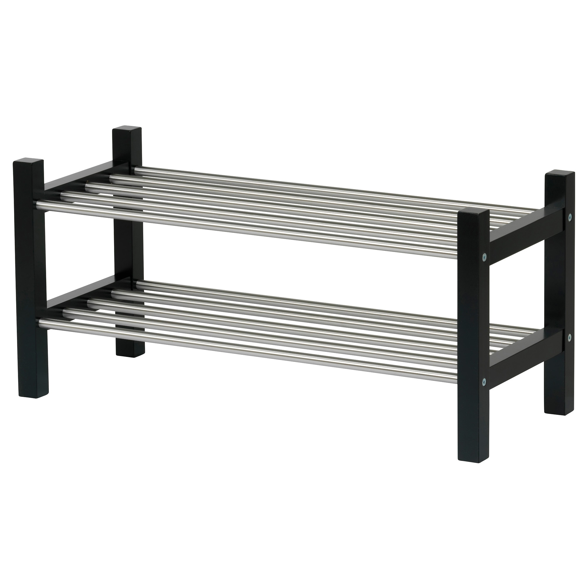 Design Ikea Shoe Racks tjusig shoe rack black ikea