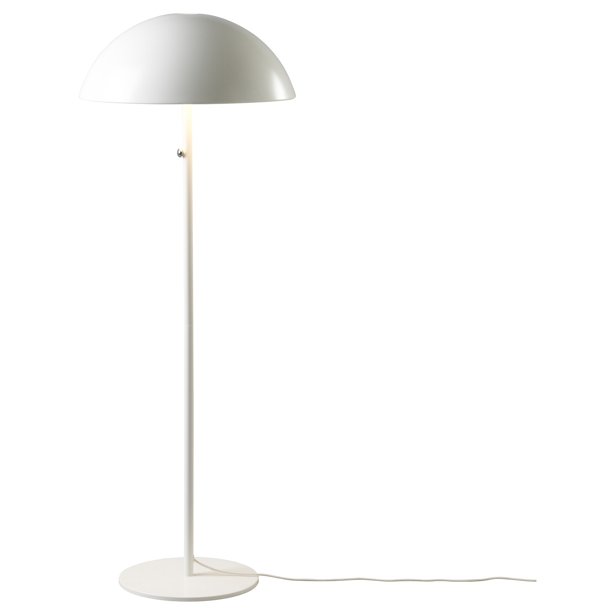 Ikea brasa floor lamp white - Arched floor lamp ikea ...