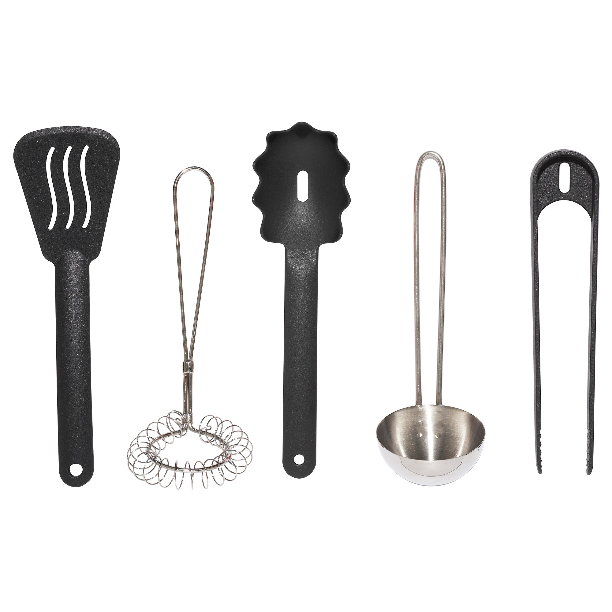Kitchen Supplies Drawing Duktig 5-piece Kitchen Utensil