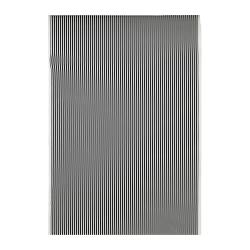 SOFIA fabric, black/white, narrow-striped Width: 150 cm Pattern repeat: 64 cm