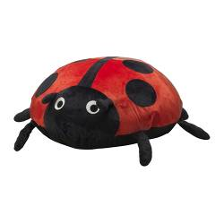 "SAGOSTEN removable cover, ladybug Diameter: 28 "" Height: 12 "" Diameter: 71 cm Height: 30 cm"