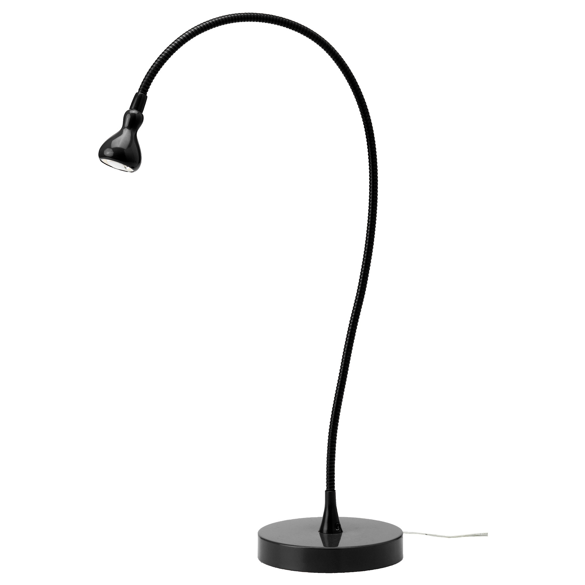 Clamp Desk Lamp Led jansjÖ led work lamp - black - ikea
