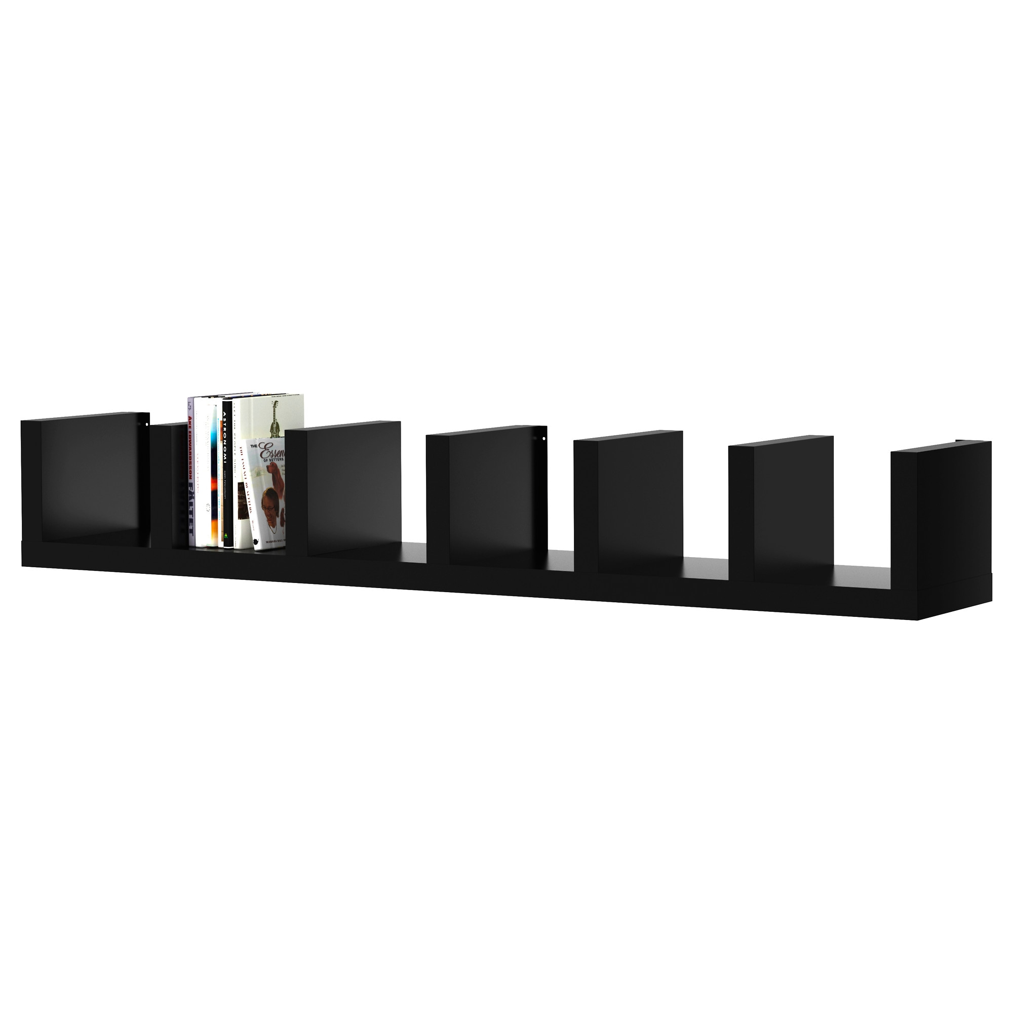 LACK Wall Shelf Unit   White   IKEA Photo