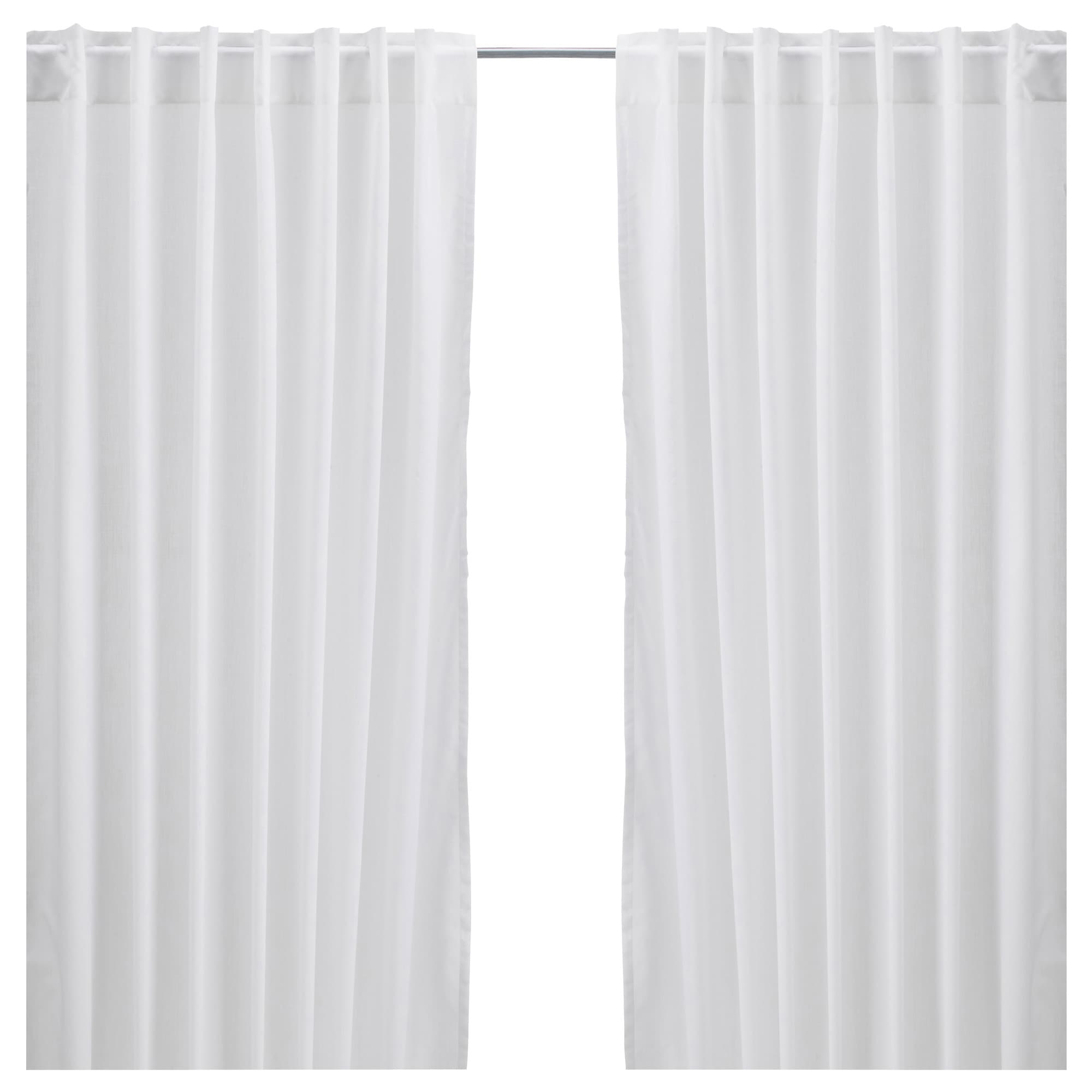 White curtains delightful decorations for White curtains ikea