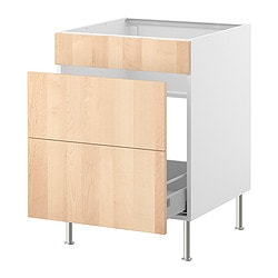 FAKTUM Base cab f sink/waste sorting $245