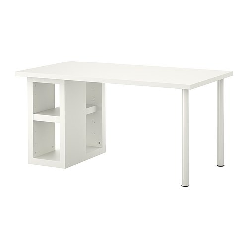 ikea vika amon white counter desk table top countertop ebay. Black Bedroom Furniture Sets. Home Design Ideas