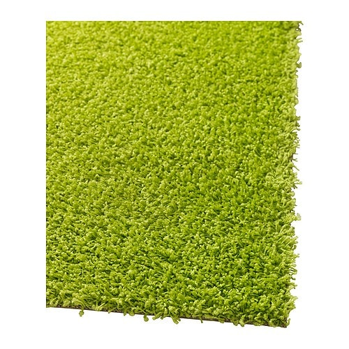 Went to ikea today for Ikea grass rug