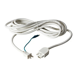 IKEA 365+ SÄNDA power supply cord Length: 5 m