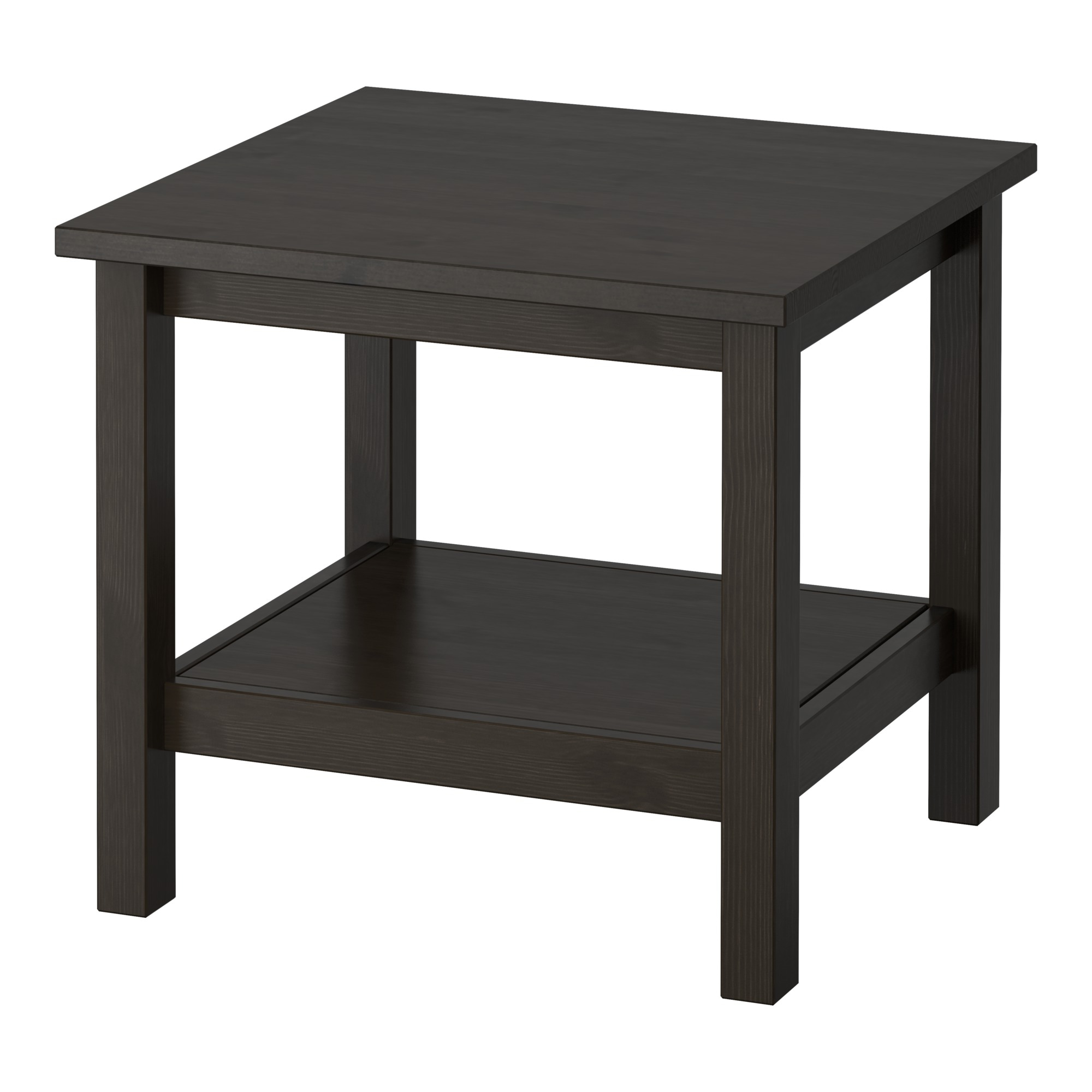Perfect HEMNES Side Table   Black Brown   IKEA
