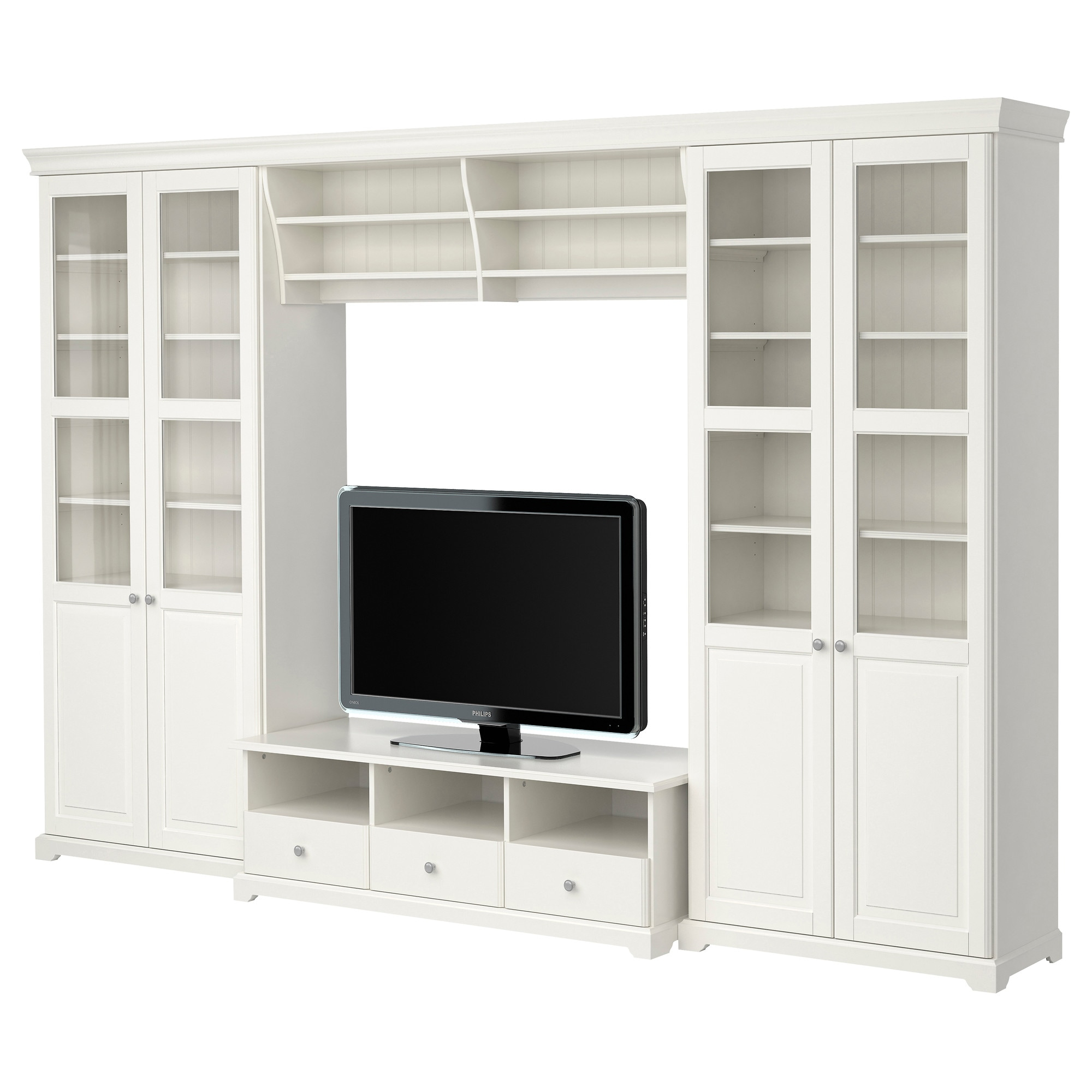 tv media furniture – tv stands cabinets  media storage  ikea - liatorp tv storage combination white width    height