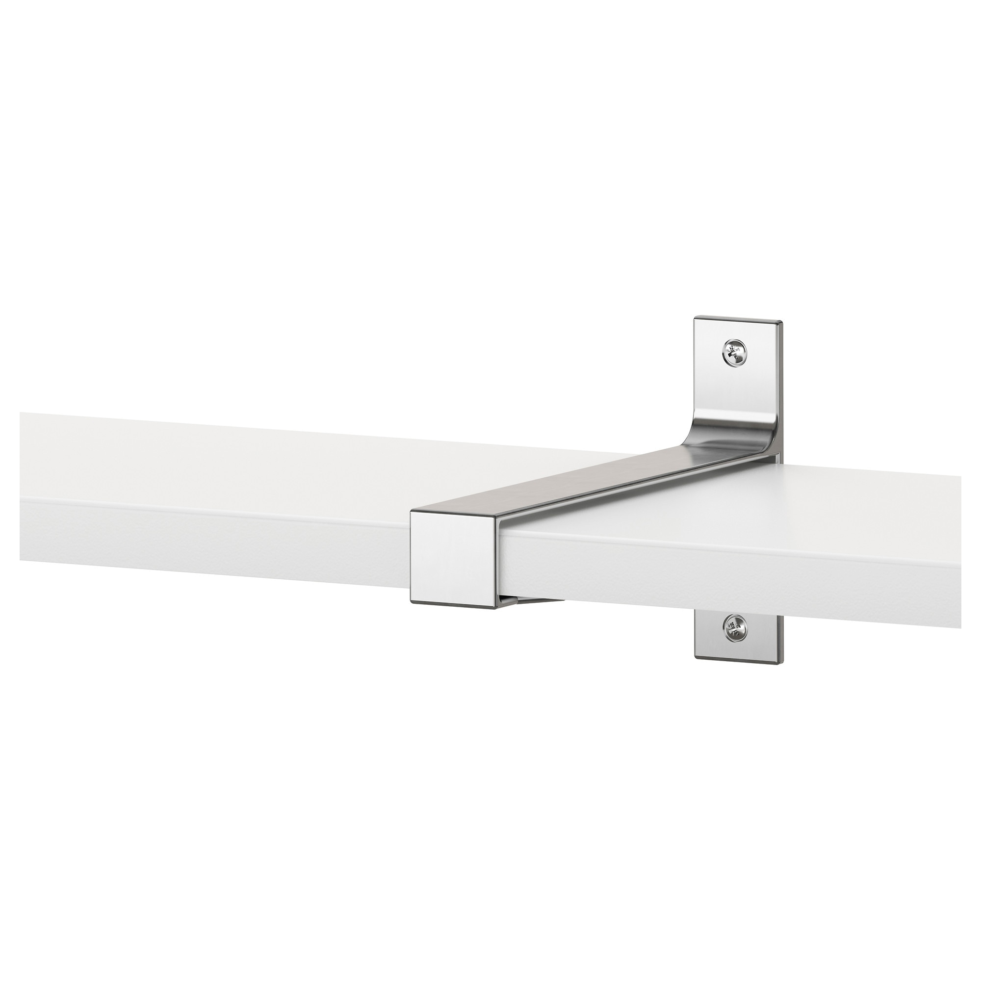 Uncategorized Bracket For Shelf ekby connecting bracket 7 ikea