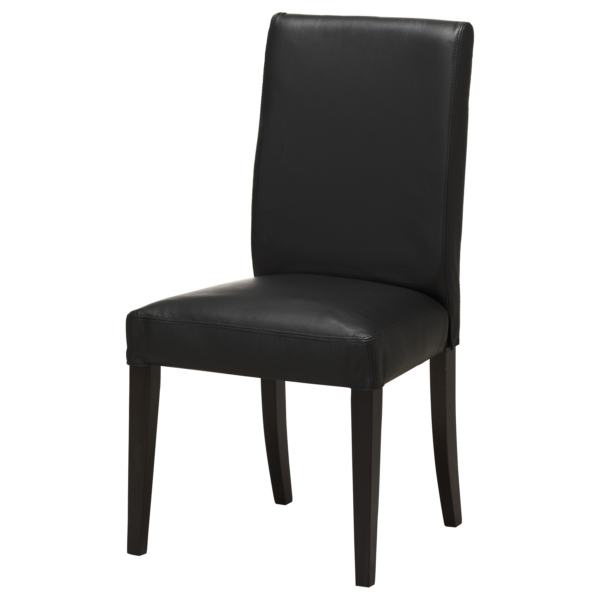 Black chair and white chair - Henriksdal Chair Brown Black Glose Black Tested For 243 Lb Width