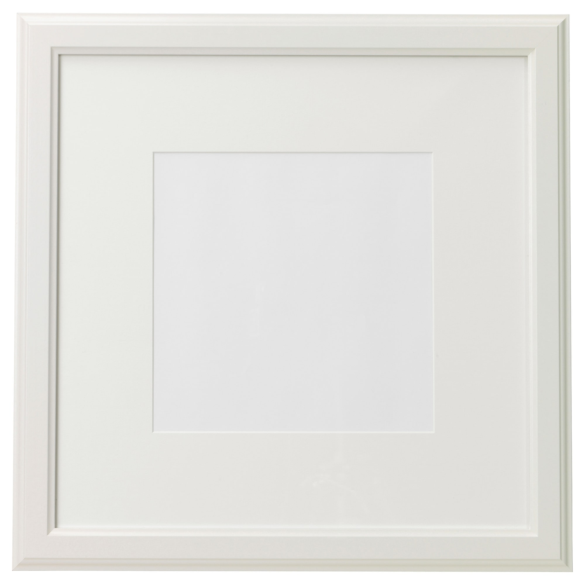 virserum frame white picture without mat width 19 picture without mat
