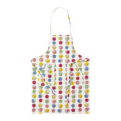 ETTY apron, assorted colours Length: 95 cm