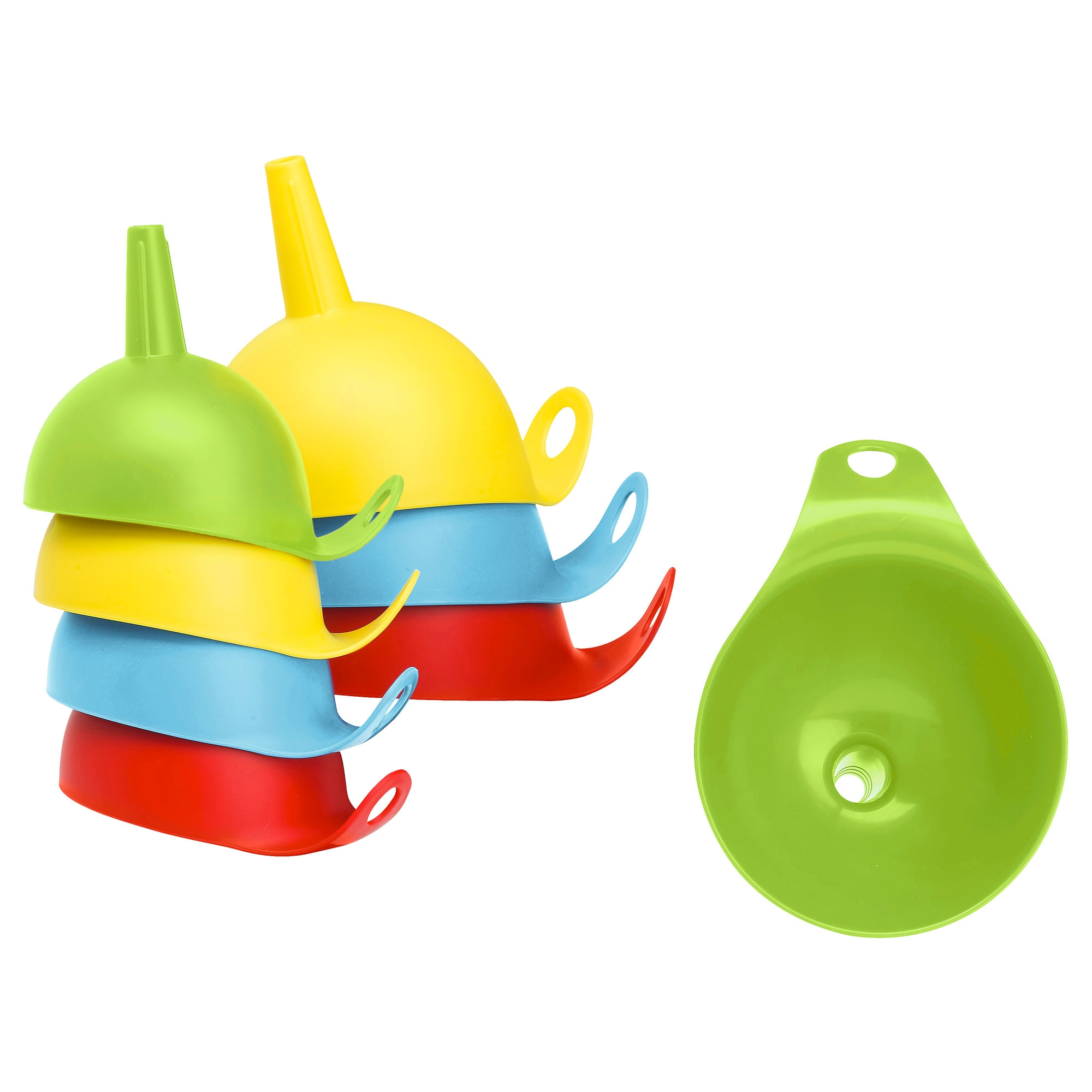 CHOSIGT Funnel, Set Of 2, Assorted Colors