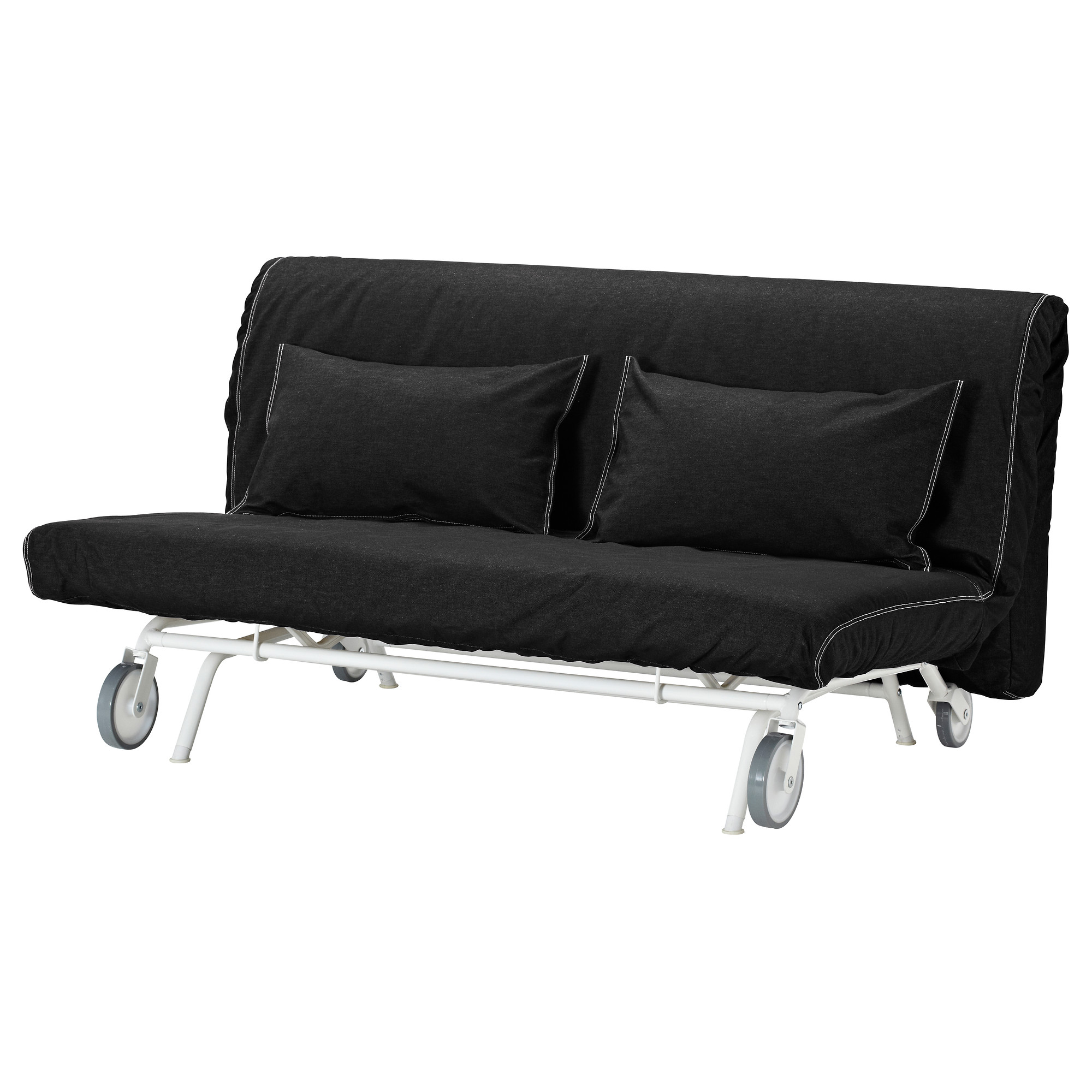 IKEA PS L–V…S Sleeper sofa Rute black IKEA