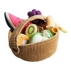 DUKTIG 9-piece fruit basket set € 8.25