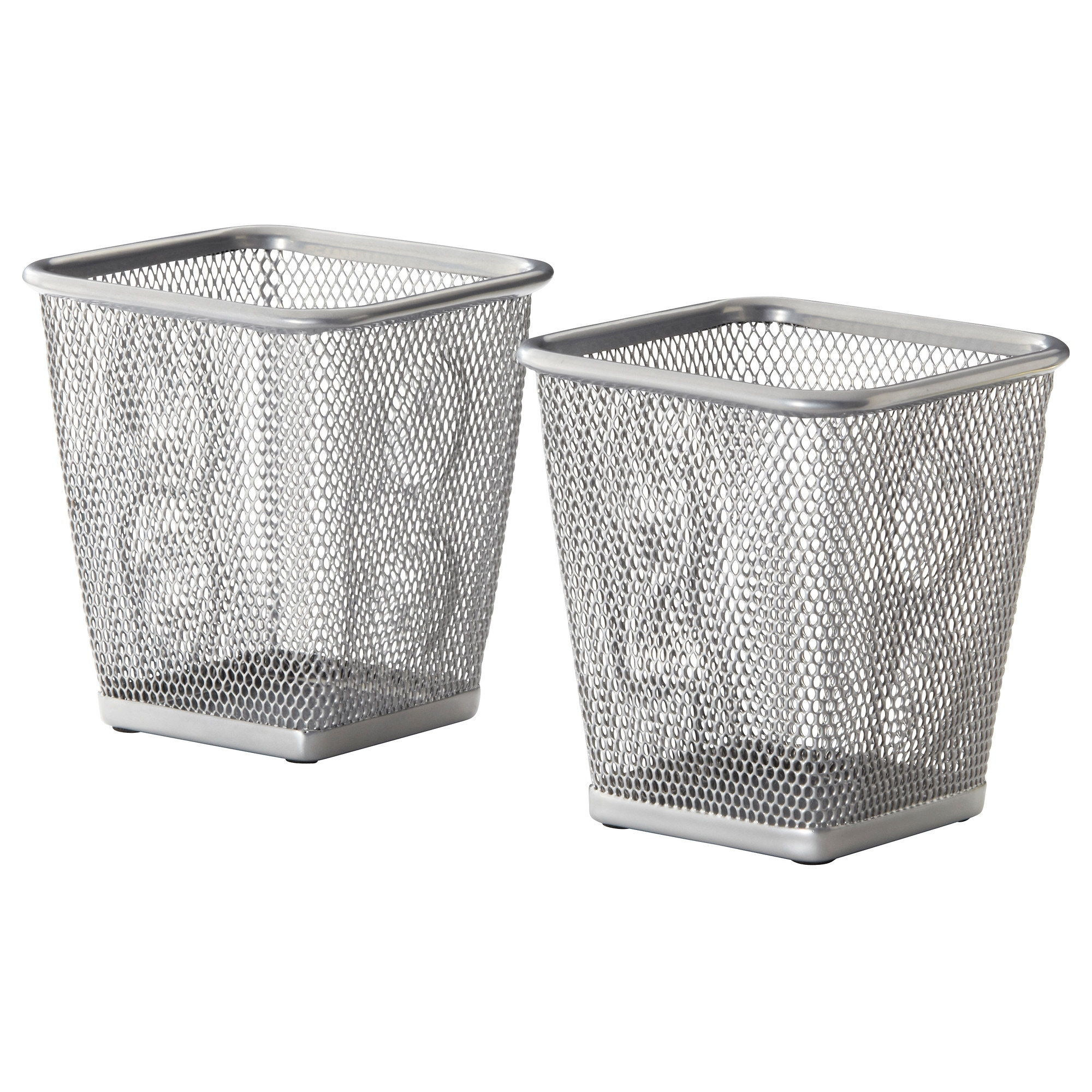 DOKUMENT pencil cup, silver color Package quantity: 2 pack Package  quantity: ...
