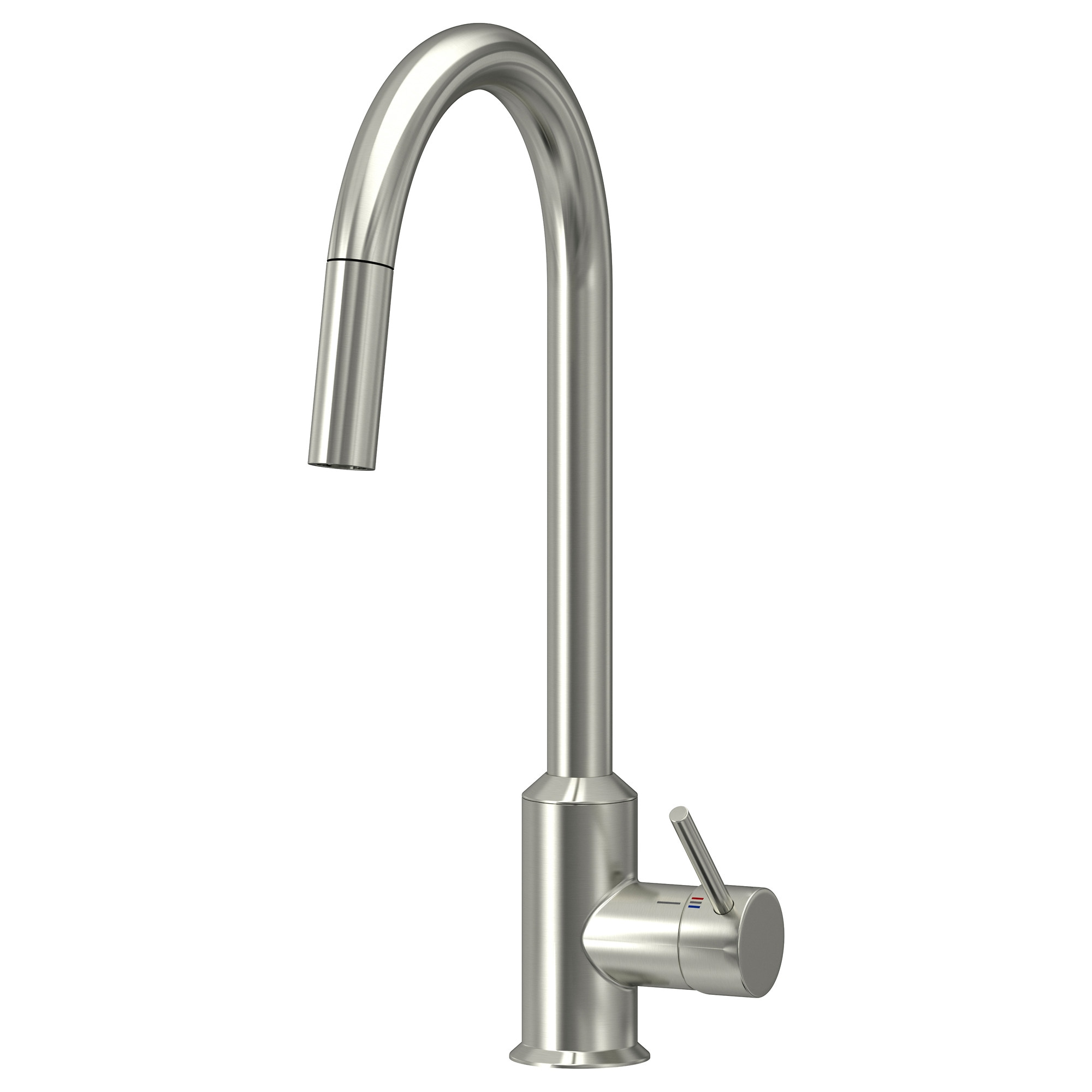 kitchen faucet RINGSK R kitchen faucet with pull out spout pull out stainless steel color Height