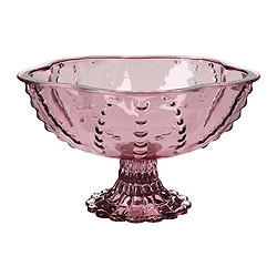 "YNGAREN bowl, pink Diameter: 7 1/2 "" Height: 4 7/8 "" Diameter: 19 cm Height: 12.4 cm"