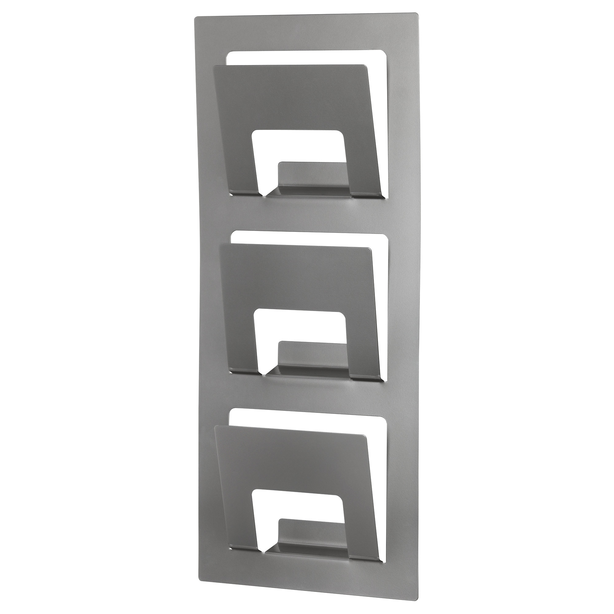 wall slot rack mount mesh holder display detail mounted onyx product magazine steel