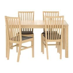 4 Chair Dining Sets dining sets with 4 chairs - ikea
