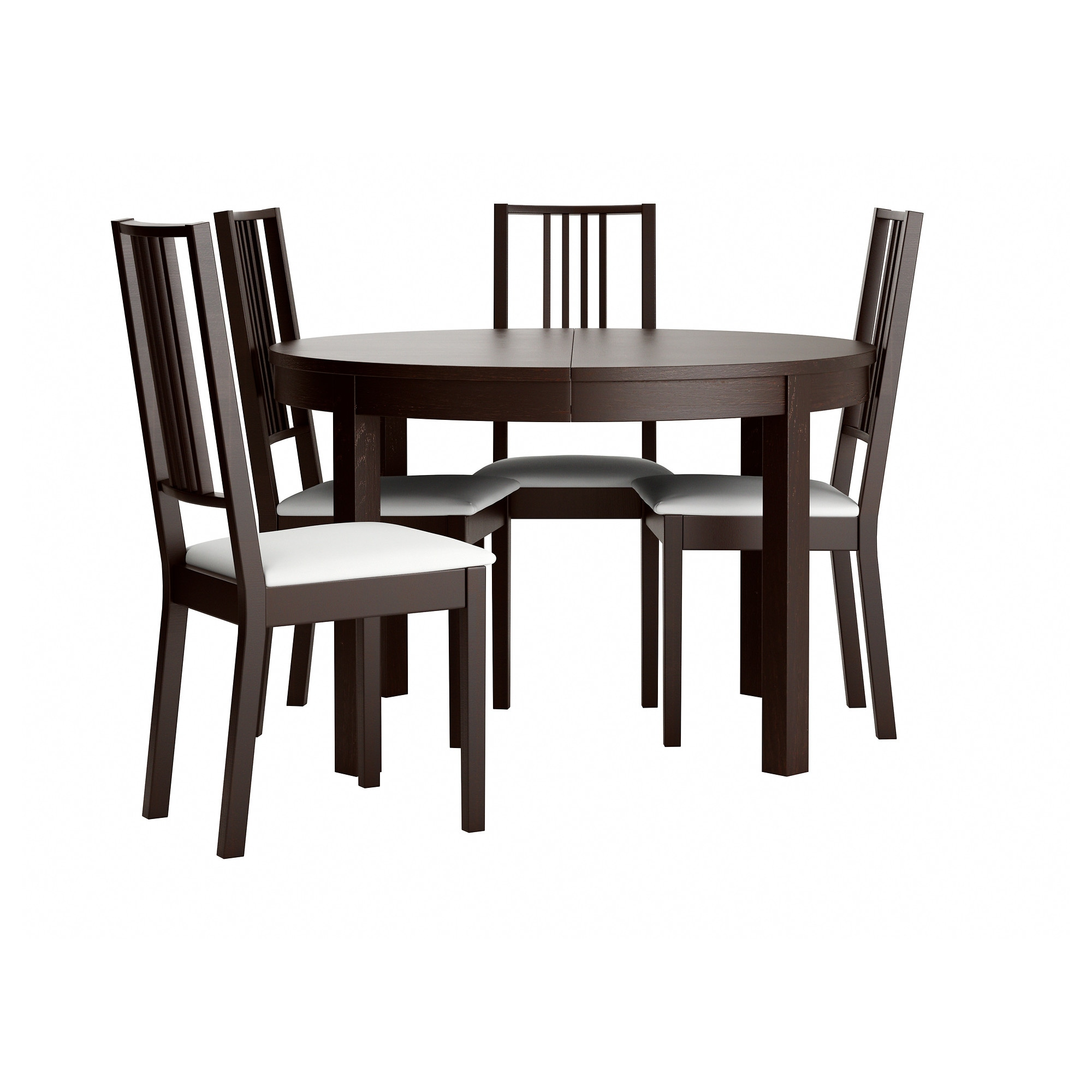 BJURSTA B–RJE Table and 4 chairs IKEA