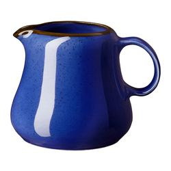 "TRIVSAM gravy boat, blue Height: 4 "" Volume: 20 oz Height: 11 cm Volume: 0.6 l"