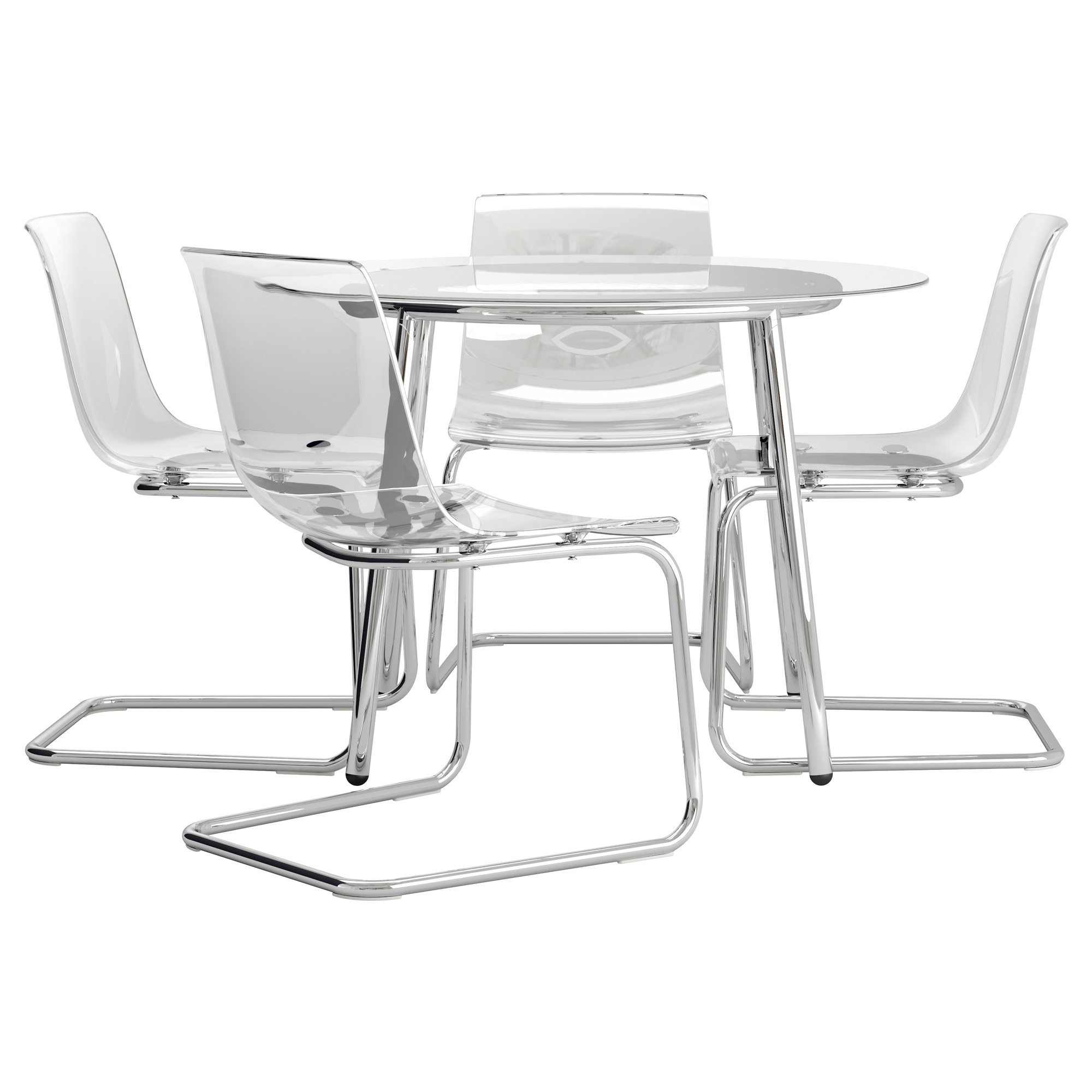 SALMI TOBIAS Table And 4 Chairs IKEA