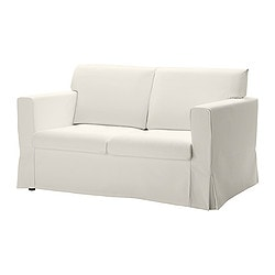 SANDBY cover two-seat sofa, Blekinge white
