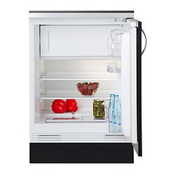 FROSTIG SC100/ 17 integrated fridge Width: 59.6 cm Depth: 55.0 cm Height: 81.5 cm