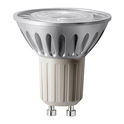 LEDARE LED bulb GU10 Luminous flux: 125 lm Power: 4 W