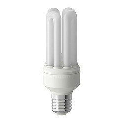 SPARSAM low-energy bulb E27, linear Power: 20 W