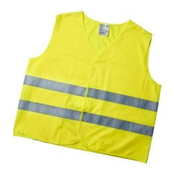 PATRULL reflecting vest, yellow, yellow L