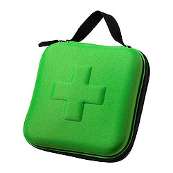 PATRULL first-aid kit, green