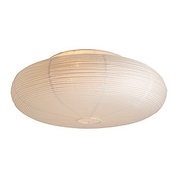 VÄTE ceiling lamp, white Diameter: 72 cm Height: 27 cm