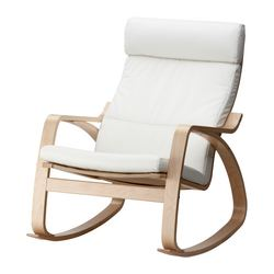 POÄNG Rocking-chair £120