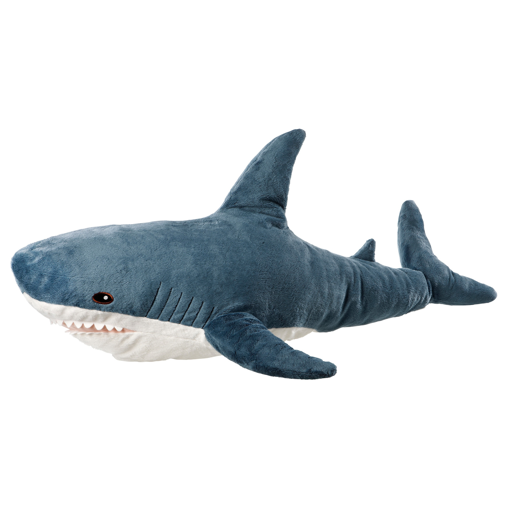 Shark Pillow That Eats You stuffed toys - ikea