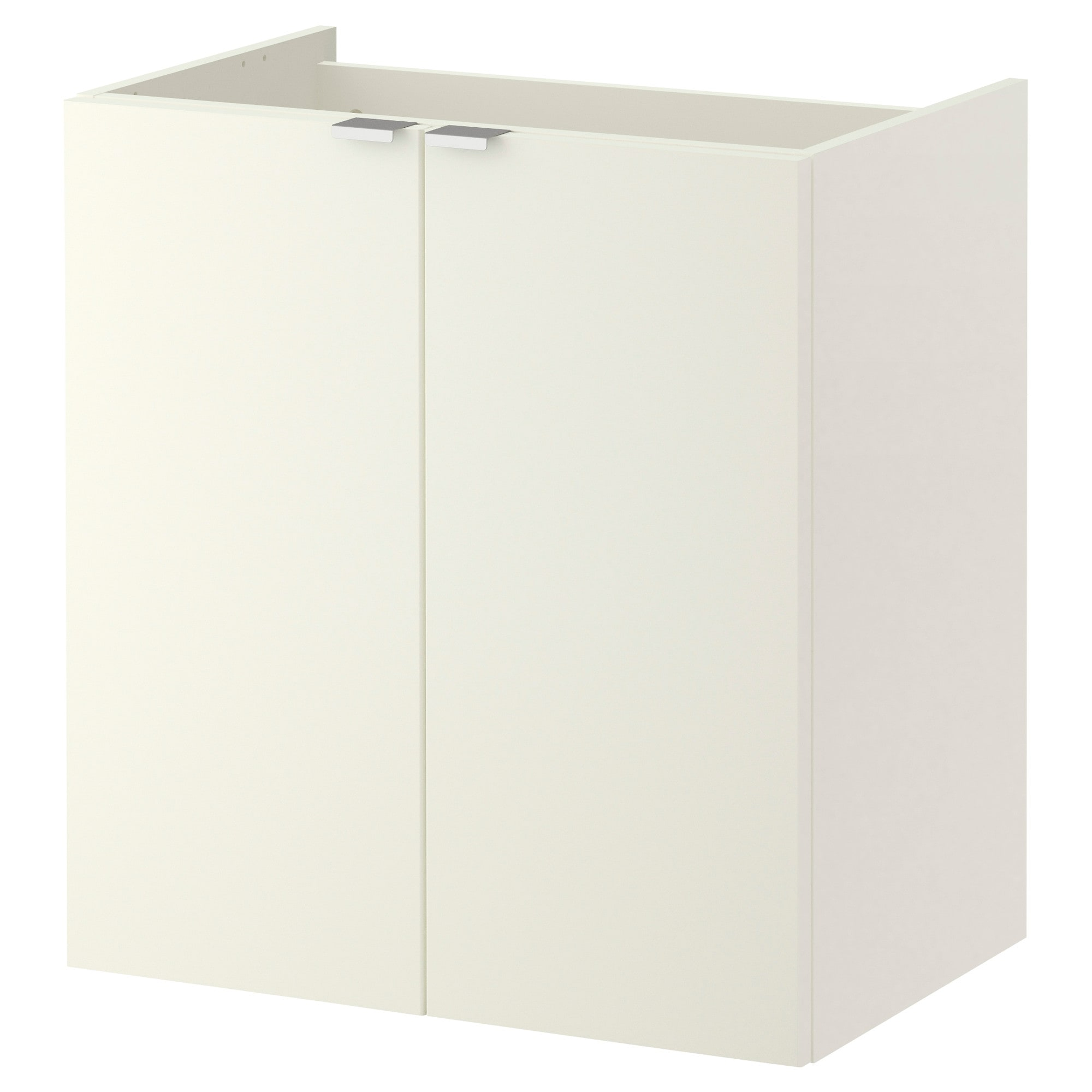 "LILL…NGEN Sink cabinet with 2 doors white 23 5 8x15x25 1 4 "" IKEA"