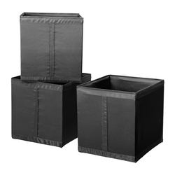 SKUBB box, black