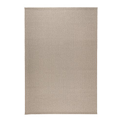 "MORUM rug, flatwoven, beige Length: 7 ' 7 "" Width: 5 ' 3 "" Surface density: 5 oz/sq ft Length: 230 cm Width: 160 cm Surface density: 1385 g/m²"