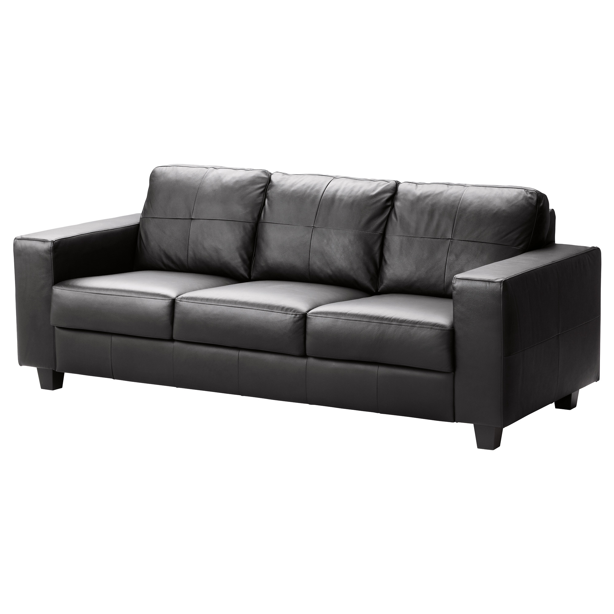 Leather/faux leather sofas - IKEA